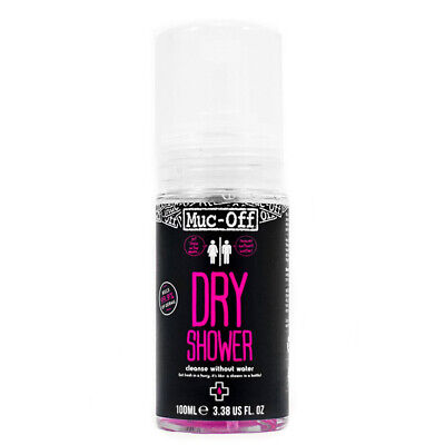 Muc-Off Dry Shower for Outdoor Workouts 100ml One One Size