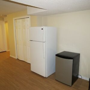 2 clean furnished basement BR for rent in NW everything included