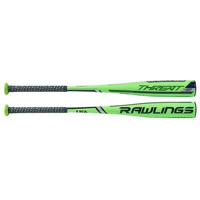 2019 Rawlings Threat Youth 1PC (2 5/8″) Composite USA Baseball Bat US9T12 28/16