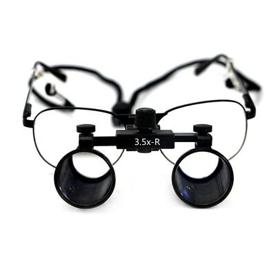 New 3.5x 420mm Dental Loupes Surgical Medical Binocular Optical Glasses Cicada