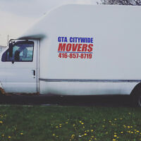 Gta city wide movers