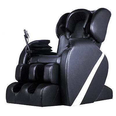Electric Full Body Zero Gravity Shiatsu w/Heat Massage Chair Recliner