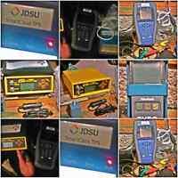 JDSU SMARTCLASS TPS/EXFO 50 POWER METER/PERFECT VIS. BIRDOGULTRA