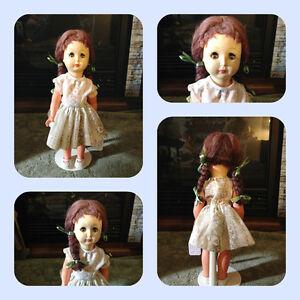 Furga Doll Made in Italy circa 1969