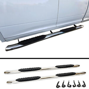 "NEW OEM Style 5"" Running Boards for Ford F150/F250/F350/F"