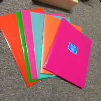 6 brand new 2 pocket report covers