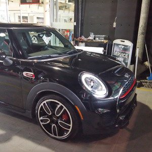 Mini John Cooper works 2016 toute options (transfert bail)