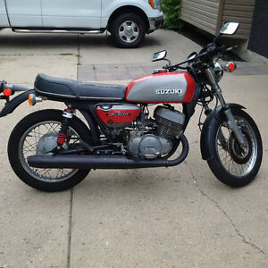 1976 Suzuki GT500 - or trades for other bike project?