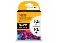 New Kodak 10C / 10B Ink Cartridge Set