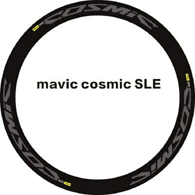 Pegatinas mavic cosmic stickers decals adhesivos calcas ruedas bici llantas 1