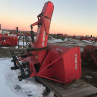 "NORMAND SNOW BLOWER  92"" DOUBLE AUGER Moncton New Brunswick Preview"