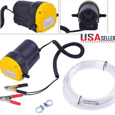 Us Home 12v Mini Portable Electric Transfer Scavenge Suction Oil Gas Liquid Pump