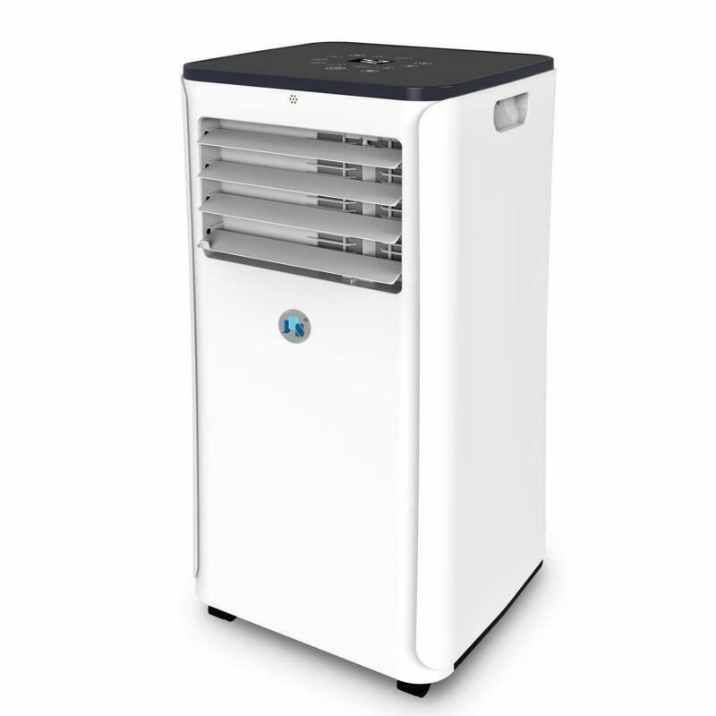 Jhs 10,000 Btu Smart Portable Air Conditioner Wi-Fi, 3-In-1