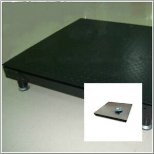 """new 6600lbs floor scale with 48""""x48"""" platform----price match"""