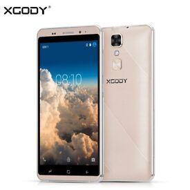 "XGODY 5.5"" Android Smartphone. Dual sim, unlocked."