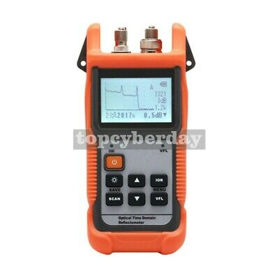 Optical Time Domain Reflectometer Mini Otdr Built-in Vfl 1310nm1550nm Optional