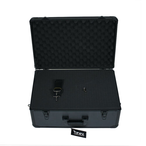 22in Aluminum Hard Case with Pelican 1600 Style Pluck Foam for Cameras Guns Lens