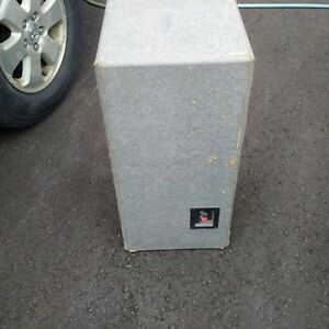 Alpine Subwoofer and lesson for wife Peterborough Peterborough Area image 3