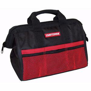 Craftsman 13 in. Tool Bag - New Stock