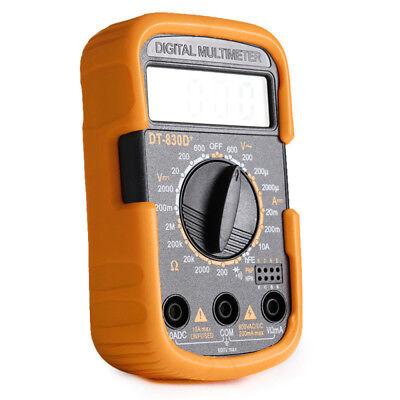 Dt830d Digital Lcd Multimeter Voltmeter Ammeter Ohm Ac Dc Volt Tester C Frv