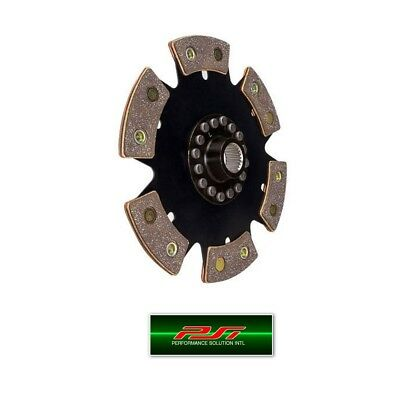 ACT XTREME HDR6 6PAD RIGID CLUTCH RACE DISC INTEGRA TSX CIVIC Si DEL SOL - Act Xtreme Race Disc