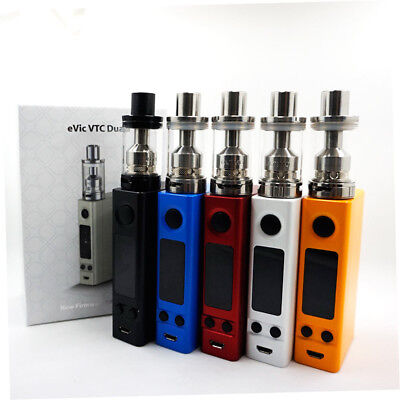 Authentic Joyetech eVic VTC Dual KIT with Ultimo Tank 75W 150W Stock Clearance