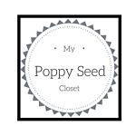 My Poppy Seed Closet