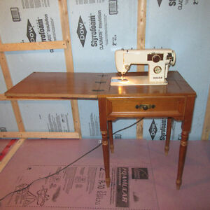 Whit Model Sewing Machine