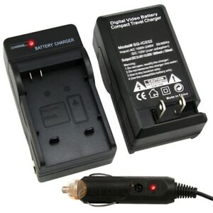 NB-6L Battery Charger For Canon PowerShot SD1200 IS SD1300 IS SD3500 IS SX500 IS