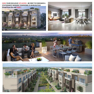 NOW BRAND NEW STATIONWEST TOWNHOMES from mid $200's!!!