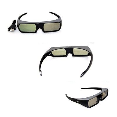 Sony CECH-ZEG1UX Active 3D Glasses Rechargeable For PlayStation 3, PSTV 3D  - 3 D Glasses