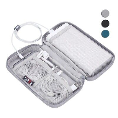 Travel Storage Bag Electronic Accessories Organizer Portable Storage Box Pouch