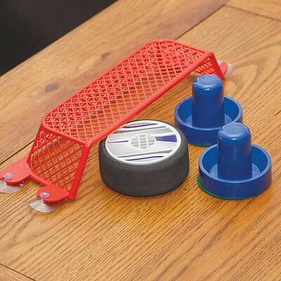 Power Air Hockey Indoor Game Puck Battery Operated
