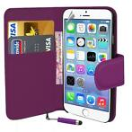 Bookwallet hoes iPhone 6(s) Plus paars