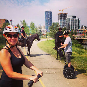 Segway Tours in Calgary
