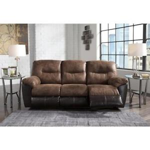 Ashley Furniture - Follett Sofa - Up To 50% Off Your Local Retailer Prices!