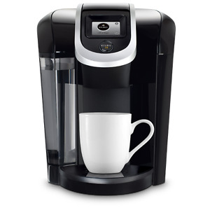 Keurig 2.0 with touch screen display