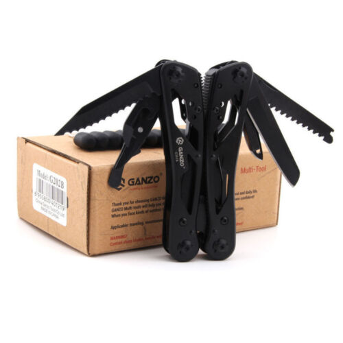 Ganzo G202B Outdoors Military Camping Multi Tool Pliers with