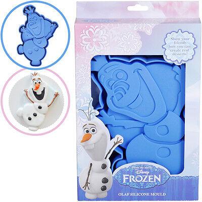 Knorrtoys Disney Frozen Eiskönigin Silikon Backform Olaf