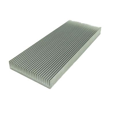 4pcs 100x41x8mm Aluminum Heat Sink For Computer Led Power Ic Transistor Hpt