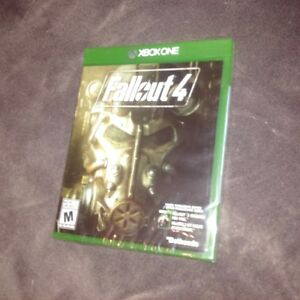Fallout 4 XBOX One NEW SEALED Cambridge Kitchener Area image 1
