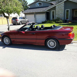 1997 BMW 3-Series 318IC Convertible