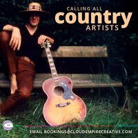 Calling all Country Duos!!