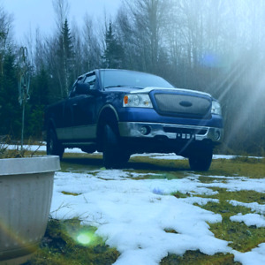 2006 Ford F150 Supercab 4x4 TRADE