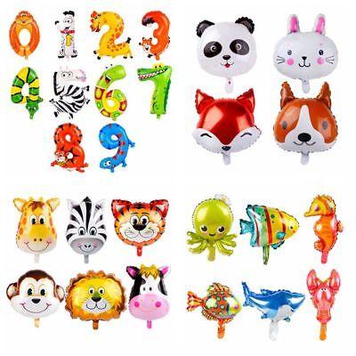 Jungle Animal Foil Balloon Baby Shower Favor Kids Safari Birthday Party Supply  ](Jungle Safari Birthday Supplies)