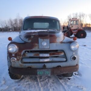 1955 FARGO TRUCK FOR SALE