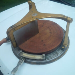 Extremely rare IBM cheese cutter