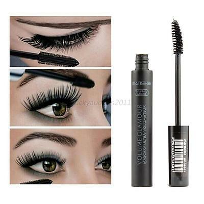 3D Fiber Eye Lashes Mascara Eyelash Extension Curling Thick Waterproof Makeup