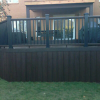 Deck Builder Booking for Spring!  Early Sign up Discounts!!!