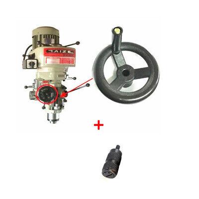 Milling Machine Parts1feed Hand Wheel1reverse Knob Assemblyfor Bridgeport